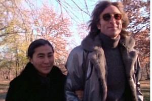Lennon in Central Park